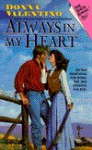 Always in My Heart (Time Travel Romance) - Donna Valentino