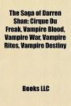 The Saga of Darren Shan - Books LLC