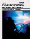 Evinrude/Johnson Outboard Shop Manual 5-70 HP Four-Stroke: 1995-2001 - Clymer Publications