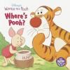Where's Pooh? (First Flaps) - Walt Disney Company, Kathleen Weidner Zoehfeld