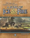 The Art of George R.R. Martin's A Song of Ice & Fire: Volume 2 - Fantasy Flight Games