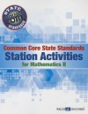 Common Core State Standards Station Activities for Mathematics II - Walch