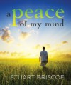 A Piece of My Mind - Stuart Briscoe, Stuart Briscoe