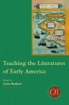 Teaching the Literatures of EA - Carla Mulford