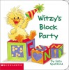 Witzy's Block Party [With Wooden Blocks] - Suzy Spafford