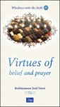 Virtues of Belief and Prayer - Said Nursi