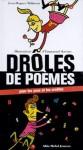 Drôles de poèmes pour les yeux et les oreilles - Jean-Hugues Malineau, Emmanuel Kerner