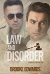 Law and Disorder (Casus Fortuitus Book 2) - Brooke Edwards