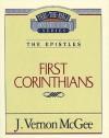 Thru the Bible Vol. 44: The Epistles (1 Corinthians): The Epistles (1 Corinthians) - J. Vernon McGee