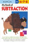 My Book of Subtraction - Kumon