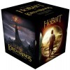 The Hobbit and Lord of the Rings Complete Gift Set - J.R.R. Tolkien, Rob Inglis