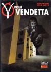 V pour Vendetta tome 5: Voyages - Alan Moore, David Lloyd