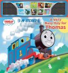 Thomas And Friends: A Very Busy Day For Thomas (Stereo Sound Book) - Publications International Ltd.
