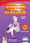 Playway to English Level 4 Activity Book [With CDROM] - Günter Gerngross, Herbert Puchta