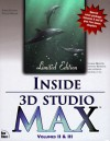 Inside 3D Studio Max Volumes II & III [With Includes Dozens of Exercises, Thumbplus 3.0...] - Phil Miller, George Maestri