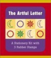 The Artful Letter: A Stationery Kit With Three Rubber Stamps - Thomas Campbell