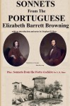 Sonnets from the Portuguese by Elizabeth Barrett Browning: Plus Sonnets from the Porte-Cochere by S. H. Bass - Elizabeth Barrett Browning, Stephen H Bass