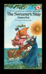 The Sorcerer's Ship - Hannes Bok, Lin Carter