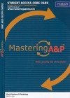 MasteringA&P Student Access Code Card for Visual Anatomy & Physiology - Frederic H. Martini, William Ober
