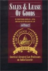 Sales & Lease of Goods (Law School Legends Series) - Michael L. Spak