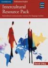 Intercultural Resource Pack: Intercultural Communication Resources for Language Teachers - Derek Utley