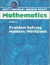 Scott Foresman Math 2004 Problem Solving Masters/Workbook Grade 4 - Scott Foresman