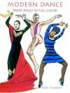 Modern Dance Paper Dolls - Tom Tierney