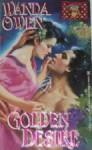 Golden Desire - Wanda Owen