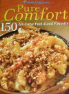 Weight Watchers Pure Comfort 150 All Time Feel Good Favorites (150 All-Time Feel-Good Favorites) - Weight Watchers