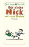 Der kleine Nick und seine Streiche - René Goscinny, Jean-Jacques Sempé, Hans Georg Lenzen