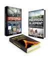 Survival Box Set: 33 Items You Will Need to Stay Alive + 33 Amazing Survival Lessons That Will Prepare You For Surviving Volcanic Eruptions and Other Dangerous ... Preppers blueprint, Prepper's Hacks) - Mike Burns, Jeff Hart, Felipe Alvarez