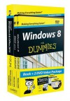 Windows 8 and Office 2013 for Dummies, Book + 2 DVD Bundle - Andy Rathbone, Wallace Wang