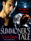 A Summoner's Tale: The Vampire's Confessor - Victoria Danann