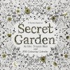 Secret Garden 2016 Wall Calendar: An Inky Treasure Hunt and 2016 Coloring Calendar - Johanna Basford