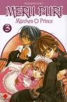 Meru Puri Märchen Prince, Tome 3 (Poche) - Matsuri Hino