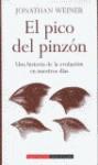 El pico del pinzón. Una historia de la evolución en nuestros días - Jonathan Weiner, Manuel Pereira