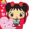 Kai-LAN's Super Happy Heart Book (Ni Hao, Kai-Lan) - Maggie Testa