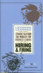 Hiring and Firing - Fifty Lessons