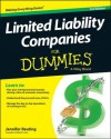 Limited Liability Companies for Dummies - Jennifer Reuting
