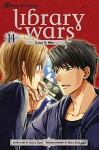 Library Wars: Love & War, Vol. 14 - Kiiro Yumi, Hiro Arikawa