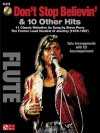 Don't Stop Believin' & 10 Hits from Former Lead Vocalist of Journey Steve Perry - Journey