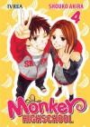 Monkey Highschool 4 [Spanish Edition] - Shouko Akira