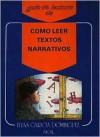 Como Leer Textos Narrativos - Elias Garcia Dominguez