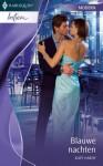 Blauwe nachten - Kate Hardy, Emilie Brouwers