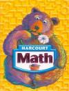 Harcourt Math, Grade 1 - Evan M. Maletsky, Angela Giglio Andrews, Jennie M. Bennett