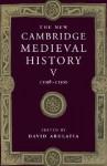 The New Cambridge Medieval History, Volume 5: c.1198 - c.1300 - David Abulafia