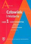 Człowiek i historia Część 1 Podręcznik Czasy starożytne - Adam Ziółkowski