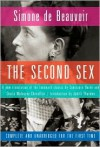 The Second Sex - Simone de Beauvoir, Constance Borde, Sheila Malovany-Chevallier