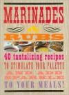 Marinades & Rubs - Carol Wilson