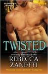 Twisted (Dark Protectors, #5.5) - Rebecca Zanetti